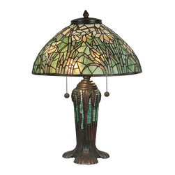 Dale Tiffany - Dale Tiffany TT90429 Tiffany Table Lamp - Tiffany Table Lamp