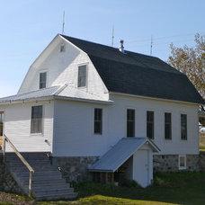 Leelanau farmhouse