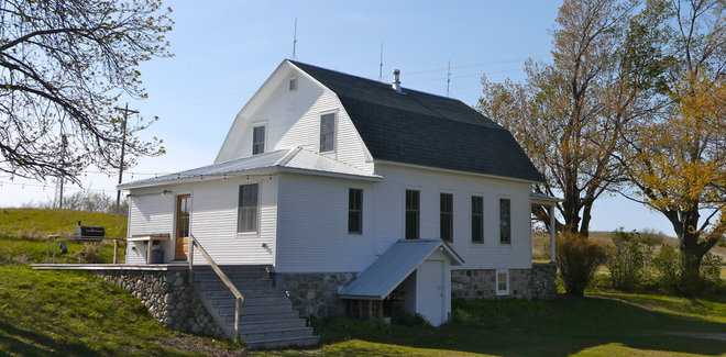 Leelanau farmhouse