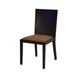Contempo II Dining Chair By Furniture Resource - Complete the look of your dining room with the Contempo Dining Chair. Comfortable and stylish, this contemporary dining chair offers the perfect seat from which to enjoy a meal and a chic look that will effortlessly enhance your space.
