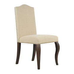Diego Upholstered Side Chair - Living Spaces