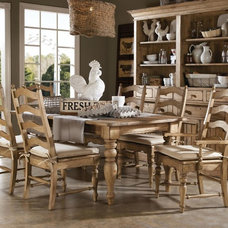 Traditional Dining Tables by Dining Rooms Outlet