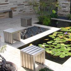 Modern Indoor Benches by Sarabi Studio