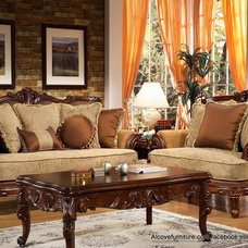Traditional Sofas by Alcove Decor and Furniture