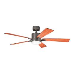 """Kichler 52"""" Fan - Olde Bronze - 52""""Fan"""