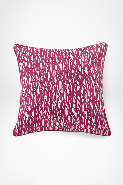 Contemporary Pillows by DVF