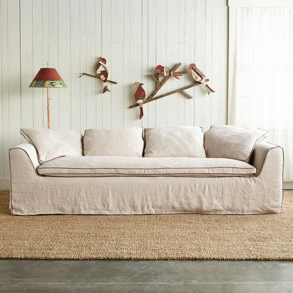 Traditional Sofas by Sundance Catalog