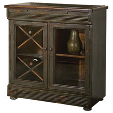traditional storage units and cabinets by Lamps Plus