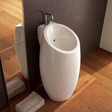 Contemporary Bathroom Sinks by FaucetLine