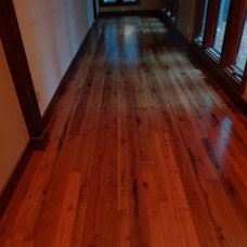 traditional wood flooring by Frey's Hardwood Flooring