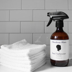 Murchison-Hume - Murchison-Hume Boys' Bathroom Cleaner - Australian White Grapefruit - Our Boys' Bathroom Cleaner tackles the grittiest jobs from tiles, tub to toilet, neutralizing nasty germs and odors as it works.