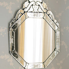 traditional mirrors by Neiman Marcus
