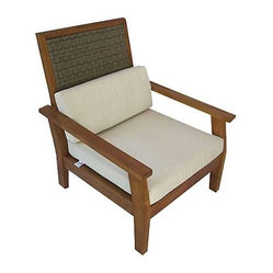 Panama Jack Leeward Islands Lounge Chair with Cushion