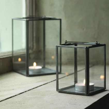modern candles and candle holders by Ruby Roost
