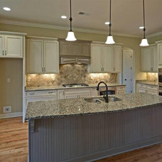 Traditional Kitchen Countertops by Pro Stone Kitchen and Bath Gallery
