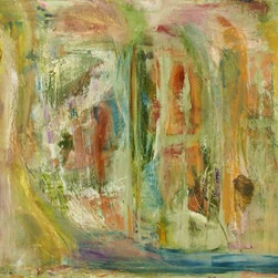 """Waterfalls II"" Artwork - My beautiful Ideas of Wonderful Waterfalls."