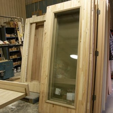Contemporary Interior Doors by Singcore