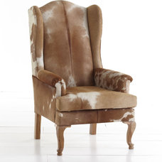 Eclectic Armchairs by Wisteria