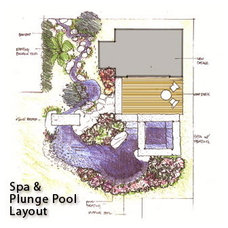 Asian Site And Landscape Plan by Garden Architecture