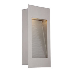 "Modern Forms - Modern Forms WS-W1212 Spa 12"" Indoor / Outdoor Dimmable LED ADA Compliant Wall L - Modern Forms WS-W1212 Features:"