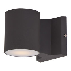 Maxim Lighting - Maxim Lighting 86106Abz Lightray 2-Light Led Wall Sconce - Maxim Lighting 86106ABZ Lightray 2-Light LED Wall Sconce