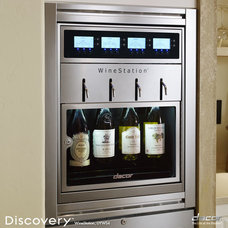 Modern Refrigerators And Freezers by Luxe Kitchens