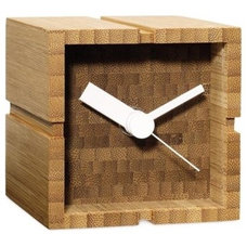 Modern Desk And Mantel Clocks by MoMA Store