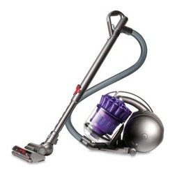 Dyson - Dyson DC39 Animal Canister Vacuum - The DC39 Animal vacuum includes a mini turbine head tool to remove pet hair and dirt from tight spaces.