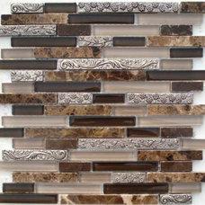 Traditional Tile by MEITIAN  MOSAIC CO.,LTD