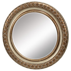 Traditional Mirrors by Stylish Reflections
