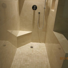Contemporary Showerheads And Body Sprays by Marble Trend