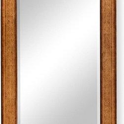 Jonathan Charles - New Jonathan Charles Mirror Walnut Wood La - Product Details