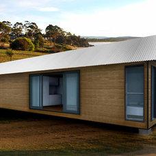 Modern Rendering by Quicksmart Homes