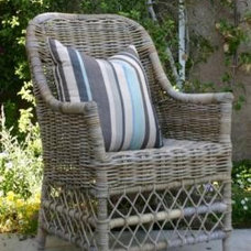 eclectic outdoor chairs by My Sparrow