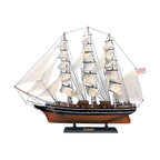 """Handcrafted Model Ships - Cutty Sark 30"""" - Wooden Tall Ship - Sold fully assembled"""