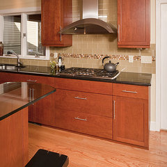 asian kitchen by Divine Kitchens LLC