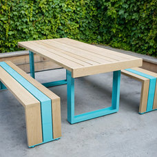 Modern Outdoor Dining Sets by Scout Regalia