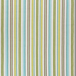 Couristan - Couristan Bar Harbor Bar Harbor, Caribbean Breeze, 8'x10' Rug - For a relaxed-casual look that instantly creates an atmosphere of welcoming fun, the Bar Harbor Collection delivers a cheery array of striped designs that infuse any interior with a refreshing verve. Perfect for homes with a coastal living design influence, these bright and bold fashions add an exciting pop of color that enlivens spaces and brings a sense of charm. With whimsical names, like Lillipop, Lemon Drop and Gelato, decorators are sure to find a sweet spot for all nine Bar Harbor colorways. Flatwoven of soft 100% cotton, Bar Harbor area rugs are both reversible and machine-washable, making them an ideal selection for busy areas of the home such as kitchens, dining areas and even kid's rooms. Hand-woven with all-natural materials, these biodegradable area rugs also have an eco-chic appeal and can be incorporated into homes with a 'green' theme.