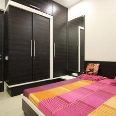 Contemporary Bedroom by Focus Interiors