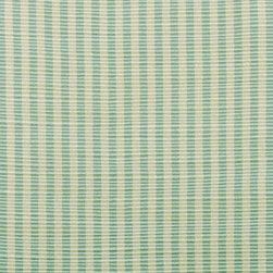 Stripe - Seaglass Upholstery Fabric - Item #1011873-619.