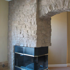 Fireplaces by Architectural Stone Concepts
