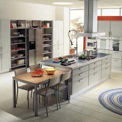 TIDRA Kitchen Collection - ARAN Cucine (Italy) - *Tidra Collection