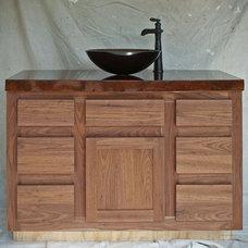 Modern Bathroom Vanities And Sink Consoles by Erik Davin