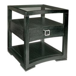 Vanguard Furniture - Vanguard Furniture Skyler Lamp Table W325L-MQ - Vanguard Furniture Skyler Lamp Table W325L-MQ