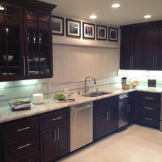 Modern Kitchen Cabinetry by O'Neil Cabinets (Direct Importer & Distributor)