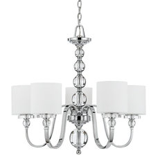 Contemporary Chandeliers by Quoizel
