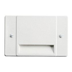 Kichler - Kichler 12663 Step & Hall Light 120v 4 Light Step Light - Specifications: