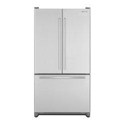 Jenn-Air French Door Refrigerator, Monochromatic Stainless Steel   JFC2089WEM - INTERNAL PURICLEAN® WATER DISPENSER