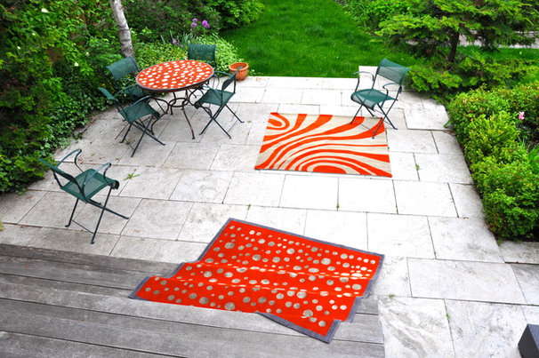 Contemporary Rugs by Kate Thornley-Hall