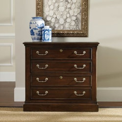 Wood Lateral File Cabinets Filing Cabinets & Carts: Find Vertical and Lateral File Cabinet ...